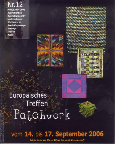 Europisches Patchwork-Treffen, Val d&#039;Argent