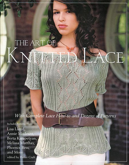 The Art of Knitted Lace